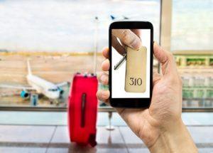 Smartphone as Room Key