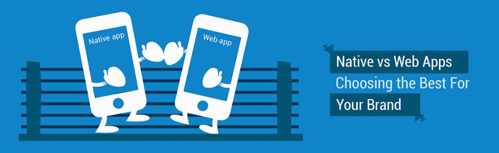 Native vs web app