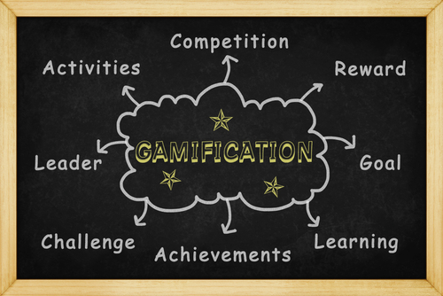 Gamification to delivery efficiency improvements