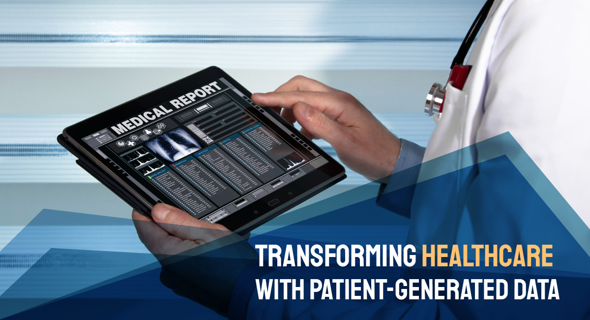 patient-generated health data