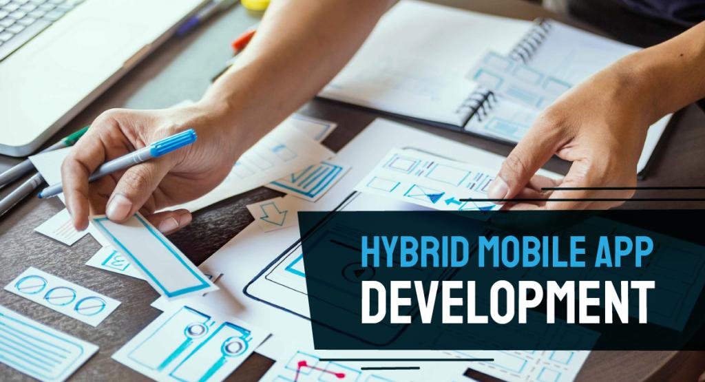 hybrid mobile app