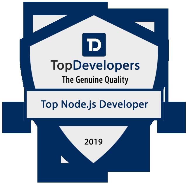 top Node.js company