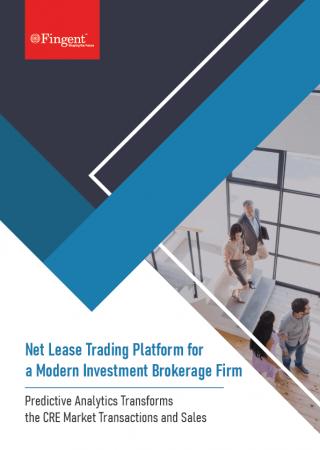 Net Lease Trading Platform-Cover Image