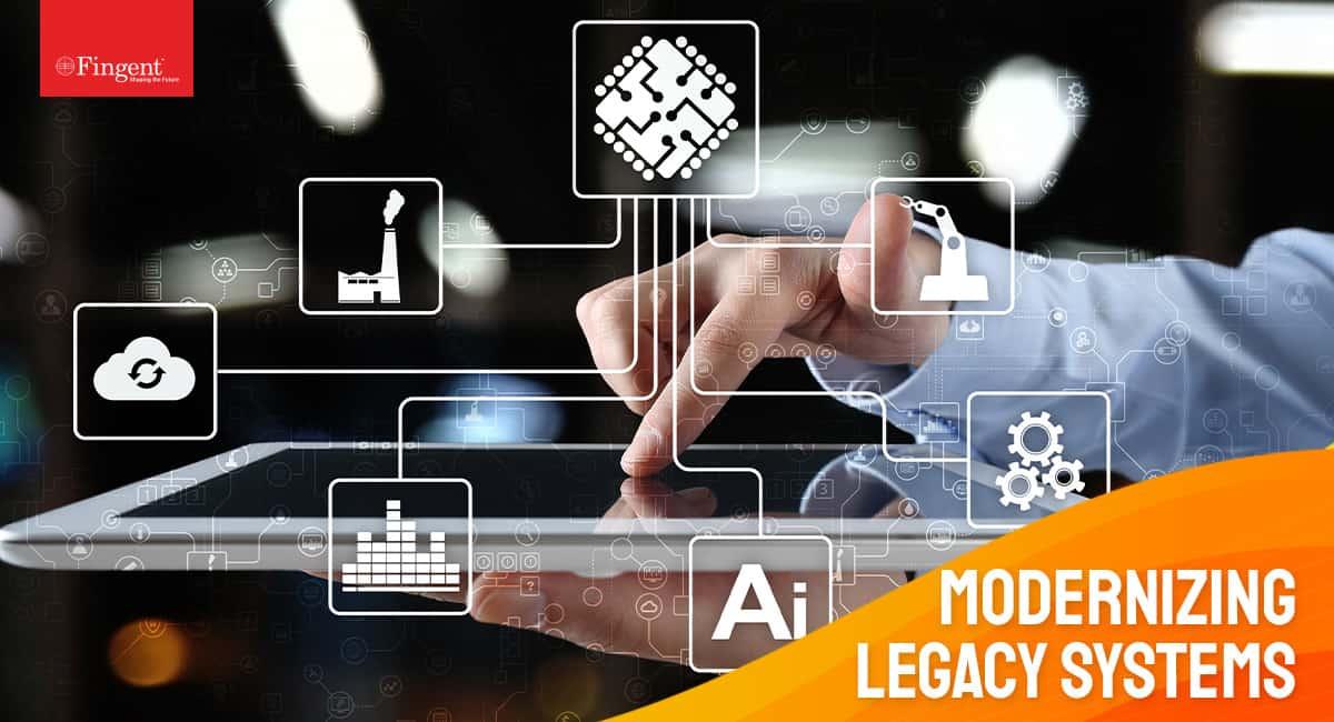 Legacy system modernization